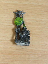 CLASSIC METAL NIGHT GOBLIN MUSICIAN WAR GONG PART PAINTED (3118)