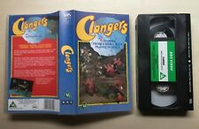 CLANGERS - BBC - VHS VIDEO