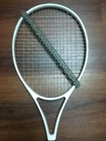 Prince CTS BLAST OVERSIZE Tennis Racket STRUNG Response 16 NEW GROMMETS 4-5/8""