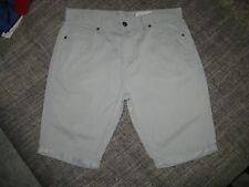 ** Primark ** Sommer Shorts/ Bermudas Hose  Gr. 46   **  grau   SEHR  GUT