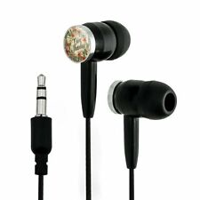 Give Thanks Thankfulness Thank You Novelty In-Ear Earbud Headphones