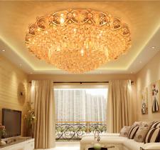 Modern K9 Crystal LED Chandelier Living Room Dining Room Lighting Ceiling Lights