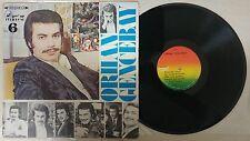 ORHAN GENCEBAY KADERIMIN OYUNU NO 6 RARE ISRAELI EX LP TURKISH SOUL ISRAEL 1980