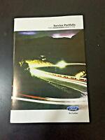 Ford Focus service book, Brand new, tdci FIESTA KA TRANSIT GALAXY DIESEL PETROL