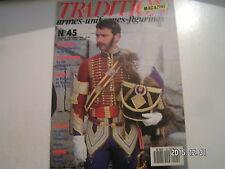 *** Tradition Magazine n°45 Bombardiers de la Marine / Une flamme trompette