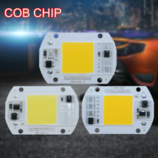 New Smart IC Driver LED light Bulb COB Chip 110V 220V Input Integrated20/30/50W