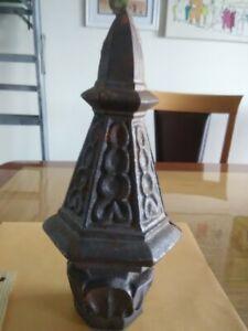 big cast iron cap