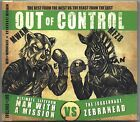Zebrahead X Man with a Mission: Out of control (2015) Japan / CD TAIWAN
