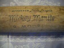 "VINTAGE 29"" SPALDING ""MICKEY MANTLE"" BASEBALL BAT #121LL, EX-, NICE, L@@K!"