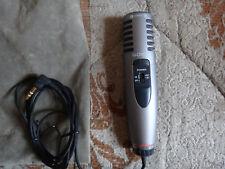 Micrófono Condensador Electret Sony ECM-MS907 + Cable, 3.5mm+bag