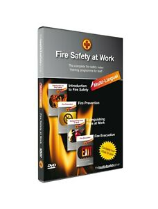 Fire Safety DVD -  Multi Lingual