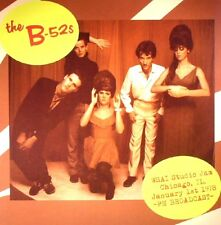 B-52s - Live in Chicago - NEW SEALED import LP Live in the WSAI Studios 1978