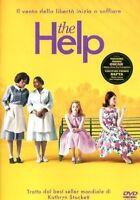 THE HELP  DVD DRAMMATICO