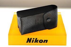 Nikon SS-10 Speedlight case for SB-E flashgun in EXC++ condition. Made in Japan.
