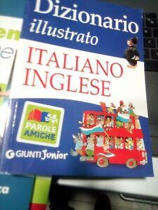 DIZIONARIO ILLUSTRATO ITALIANO INGLESE 9788809060456