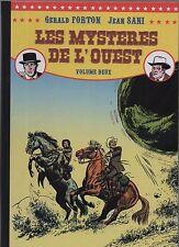 Les Mystères de l'Ouest. Volume 2 - Gérald  FORTON. Cartonné 2014