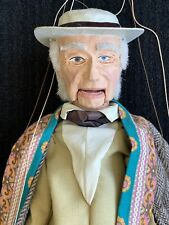 Frank Lloyd Wright Marionette Puppet