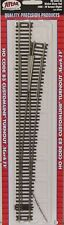 Atlas HO Scale Code 83 Nickel Silver # 8 Right Hand Turnout NEw 566