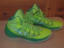 Nike HyperDunk 2013 Men's Basketball Shoe 599537 Flash Lime Green, Size 9.5
