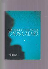 Sandro Veronesi CAOS CALMO bompiani 2005