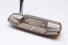 "Vintage John Byron Dale Head Huntington Beach CA Right Handed Putter 34"""