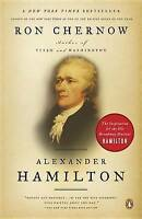 Alexander Hamilton by Ron Chernow Book | NEW Free Post AUS