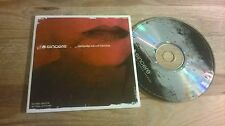 CD Rock Sincere - Darkside Escort Service (13 Song) Promo COLUMBIA cb