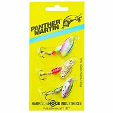 Panther Martin OD3 Opening Day 3 Hammered Holographic Spinner Kit