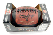Rawlings Vr5 5-Panel Composite Leather Official Size Football In Packaging