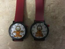 Vintage,Garfield Watch,1978 Promo,Novelty,Needs Batteries