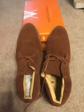 157f2889dbb Martin Dingmen Country Wear Lather Men Shoes Size 10 300286M Havana Brown