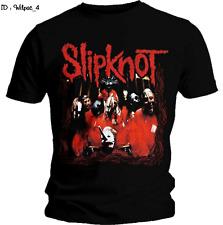 Slipknot Band Frame Album Unisex Mens Black Rock Metal T-Shirt S-5XL US Supplier