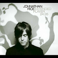 Johnathan Rice - Extended Player - 24:36 [New CD] Extended Play, Manufactured On