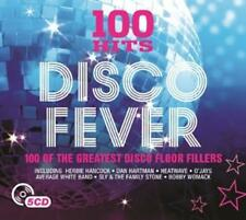 100 Hits - Disco Fever - 5 CD NEU/OVP