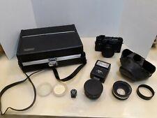 Yashica Electro 35 GT 35mm Rangefinder Film Camera see Discription