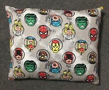 "Beautiful Handmade Marvel Accent - Throw Pillow 10"" x 9"""