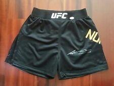 Amanda Nunes Autographed Signed Fighting Shorts MMA UFC JSA