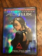 Aeon Flux (Dvd, 2005, Special Collector's Edition Widescreen) Charlize Theron