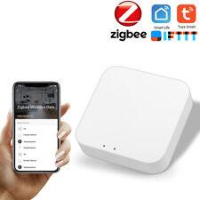 Tuya Zigbee Smart Gateway Hub Home Bridge Telecomando Spedizione Gratuita I7A3
