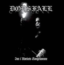 Dodsfall-Inn I Morkets Kongedomme ,CD Black Metal