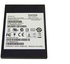 HP SanDisk SSD U110 16GB MLC Hard Drive New 724416-001 SDSA6GM-016G-1006
