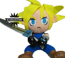 FINAL FANTASY VII CLOUD PELUCHE 30 CM pupazzo 7 plush figure strife remake ps1
