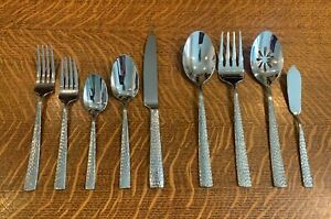 MIKASA * OLIVER * STAINLESS FLATWARE SILVERWARE YOU CHOOSE PIECE CHOICE