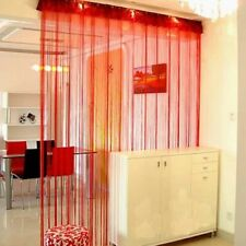 New Straight Line Curtain String Curtains Glass Door Windows Curtains Home Decor