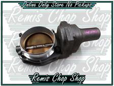 Brass Fin Throttle Body 6.0L L98 L76 LS2 L77 V8 HSV VE WM Parts Remis Chop Shop