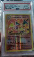 Pokémon XY Evolutions Charizard 11/108 Reverse Holo Card - PSA GEM MINT 10🚀📈📈