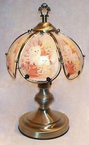 Cat kitten Theme touch Lamp 14 inch