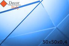 Lastra Policarbonato COMPATTO 500x500mm SPESSORE 4mm TRASPARENTE