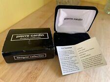 Empty Pierre Cardin Ladies from Necklace & Earrings