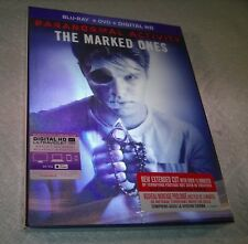 Paranormal Activity The Marked Ones (2014 Canada) w/ 3D Lenticular Slipcover NEW